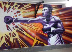 Ali-mural