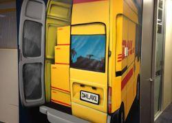DHL-van