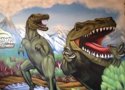 NZ-Dinosaur-mural