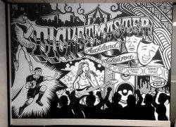 Ticketmaster-mural