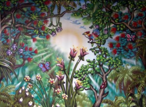 mural New Zealand