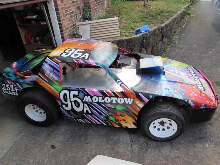 Car Paint Aerosol Auckland