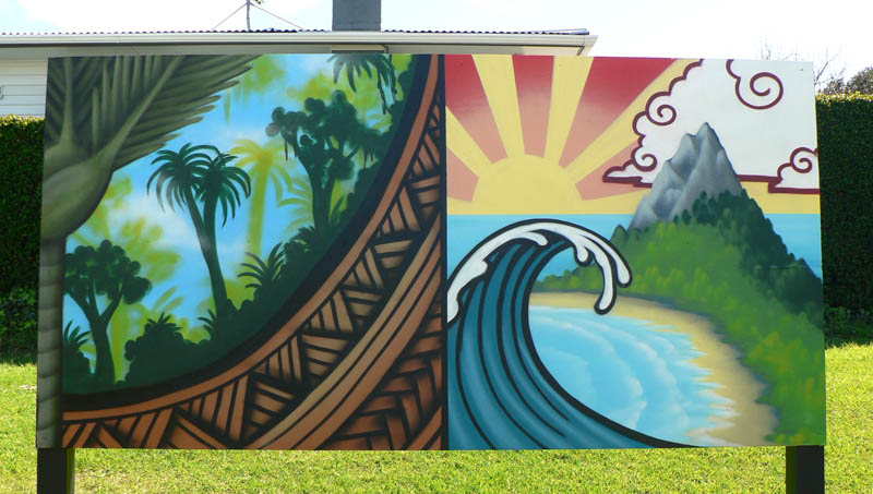 Murals graffiti art for everyone nz murals and graffiti art for Graffiti mural
