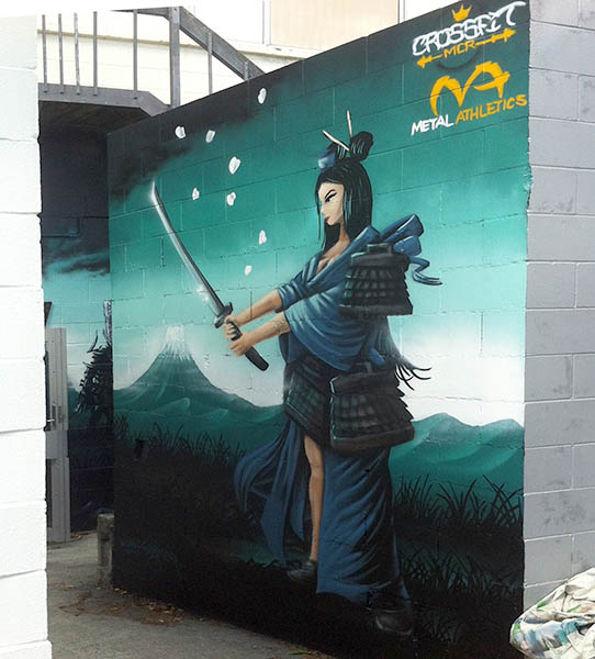 wall mural auckland